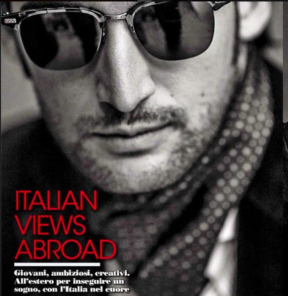 Giuseppe Cicero - Vogue men
