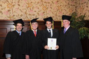 Giuseppe Cicero degree