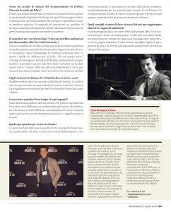 Men's Health Giuseppe Cicero