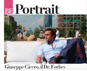 Giuseppe Cicero - BE Portrait