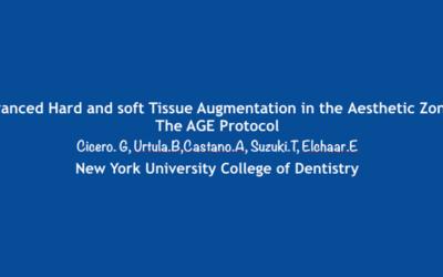Rigenerazione avanzata dei tessuti ossei e molli: Il Protocollo AGE