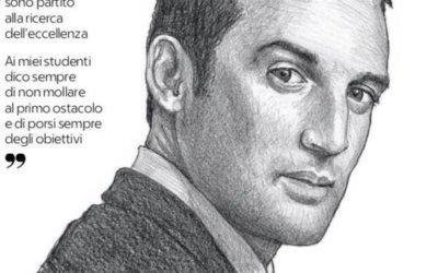 """Il dottor Cicero su Repubblica: """"Mi chiamano Dr Forbes per i successi in medicina, ma dentro porto la grinta dei siciliani""""."""
