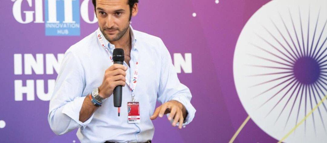 Il Dottor Giuseppe Cicero alla V edizione del Giffoni Innovation Hub