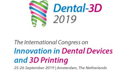 Giuseppe Cicero parlerà al Dental3D-2019 di Amsterdam