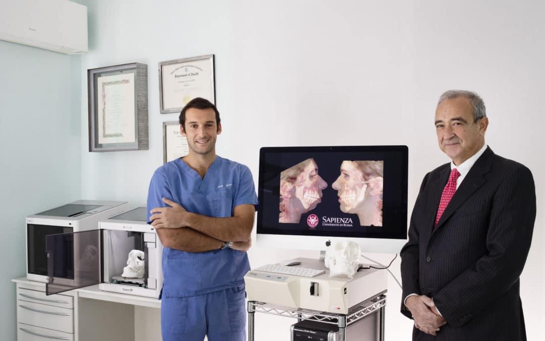 Stampa 3D in odontoiatria e chirurgia maxillo-facciale: la nuova frontiera per diagnosi e cure su misura. Collaborazione e ricerca tra generazioni all'insegna dell'innovazione tecnologica.