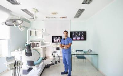 La nuova sala operatoria con le ultime tecnologie all'avanguardia e nel totale rispetto delle misure di contrasto del Coronavirus.