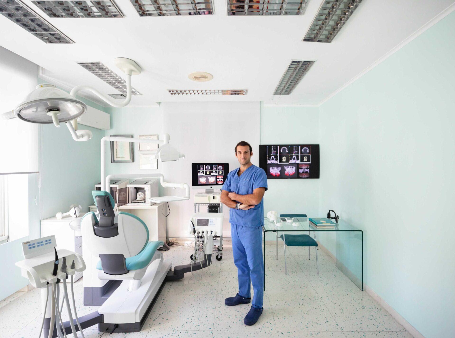 Giuseppe cicero parodontologo